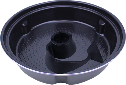 PTFE free, ceramic coated non-stick cooking pan
